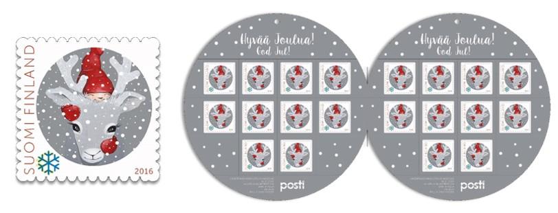 joulu ikimerkki 2018 New stamps   Posti for Private Customers joulu ikimerkki 2018