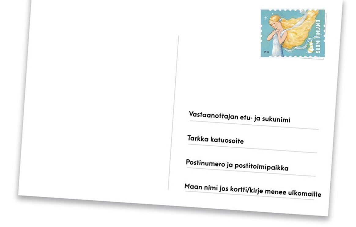 Suomen postinumerot
